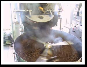 コーヒーハウスぽえむ 小釜直火焙煎珈琲